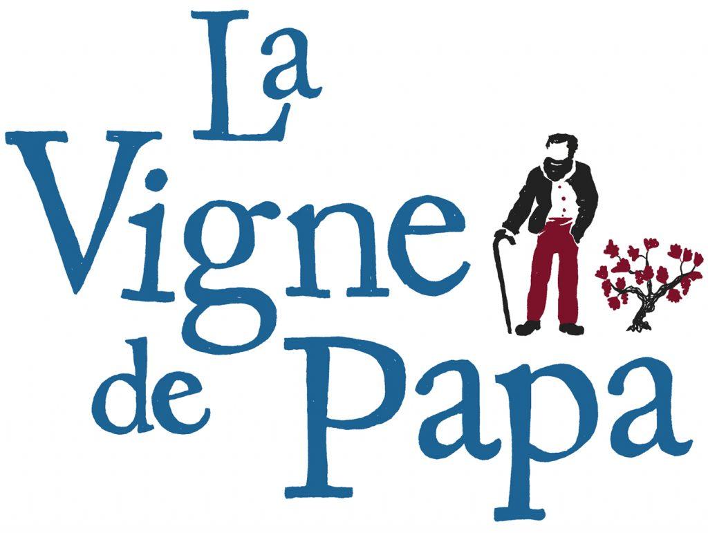 étiquette La Vigne de Papa