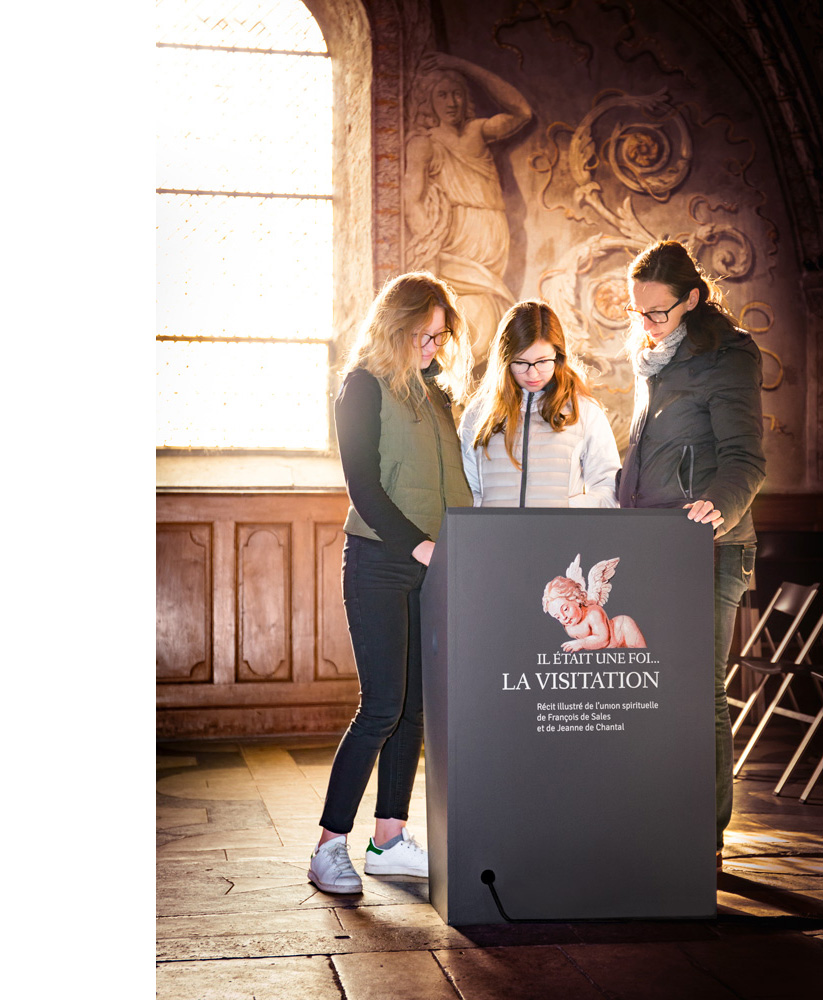 Borne Musée dauphinois