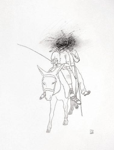 Illustration Nour(étude)-d