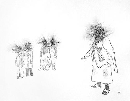 Illustration Nour(étude)-e