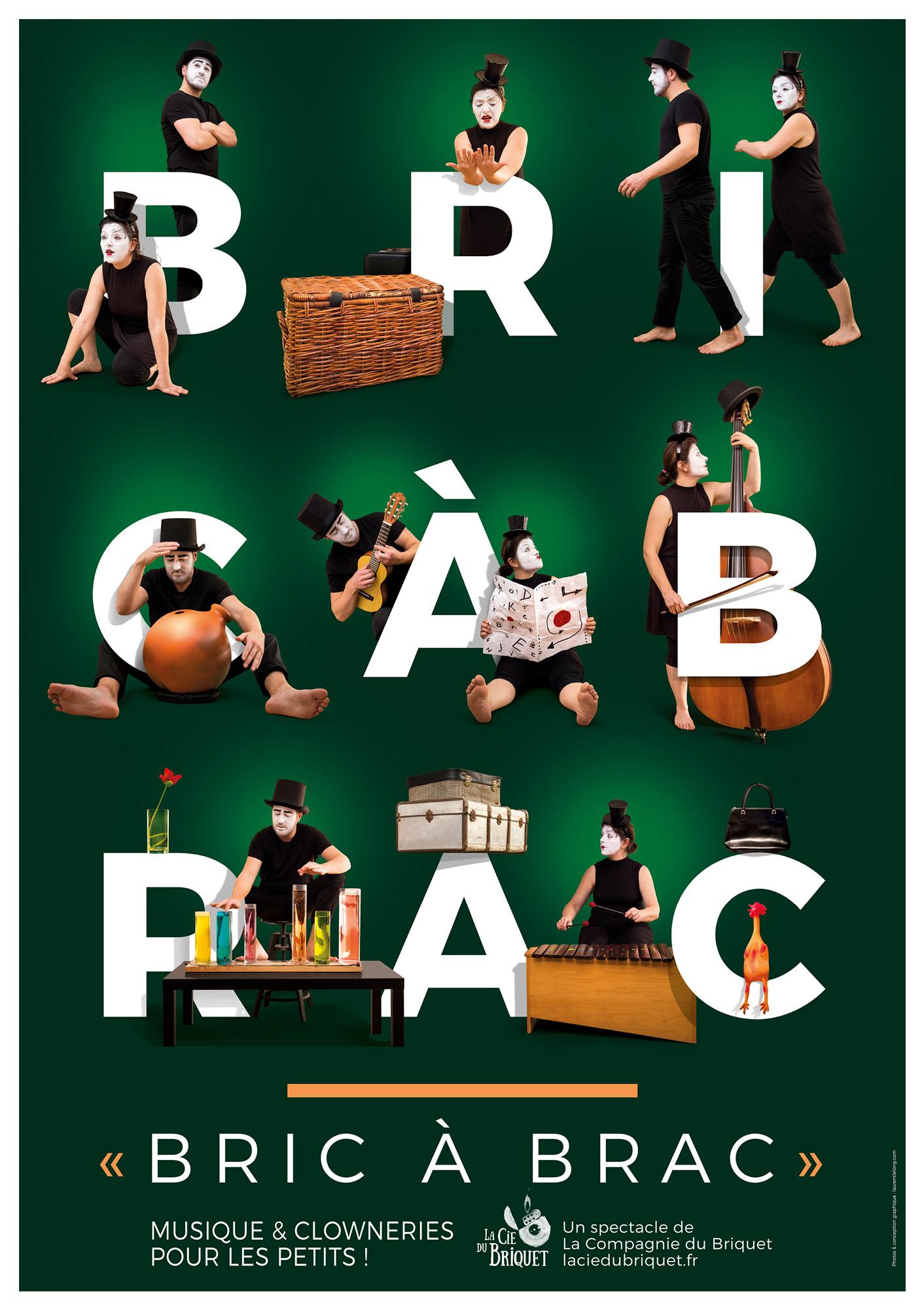 Affiche Bric à Brac